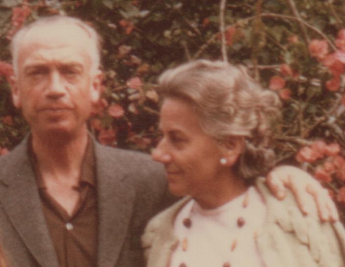 Dr. Otto Seidlitz & Mariana Fischbeck